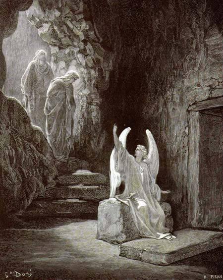 физическое воскресение Иисуса